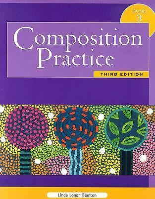 Composition Practice Book 3: A Text for English Language Learners, 3rd Edition -