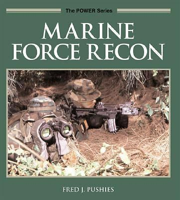 Marine Force Recon (Power), Pushies, Fred, Acceptable Book