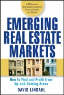 Emerging Real Estate Markets by Lindahl. David