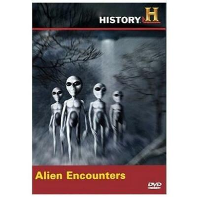 UFO Files: Alien Encounters, Acceptable DVD, ,