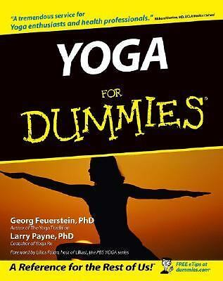 Yoga For Dummies (For Dummies (Computer/Tech)), Payne, Larry, Feuerstein, Georg,