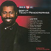 Music of Your Life: Best of Teddy Pendergrass by Pendergrass, Teddy