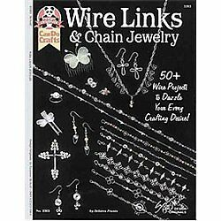 #3303 Wire Links & Chain Jewelry (Can Do Crafts Design Originals), Delores Frant