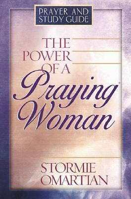 The Power of a Praying® Woman Prayer and Study Guide, Omartian, Stormie, Good Bo