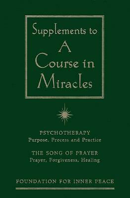 Supplements to A Course in Miracles, Foundation for Inner Peace, Acceptable Book