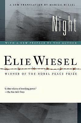 Night (Oprah's Book Club), Elie Wiesel, Good Book