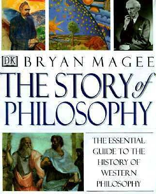 Story of Philosophy, Bryan Magee, Acceptable Book