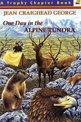 One Day in the Alpine Tundra, George, Jean Craighead, Acceptable Book