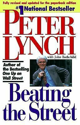 Beating the Street - Lynch, Peter - Good Condition