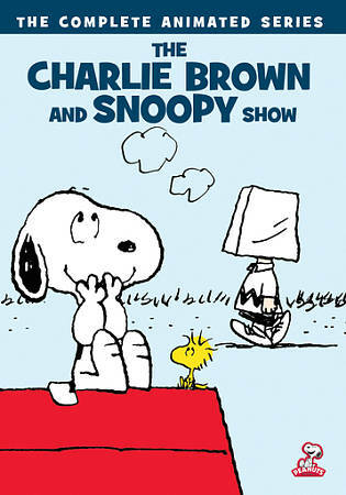 Charlie Brown & Snoopy Show: The Complete Series by