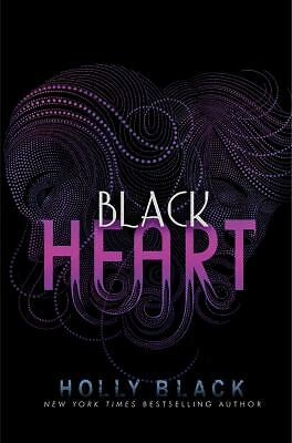 Black Heart (The Curse Workers), Black, Holly, Good, Books