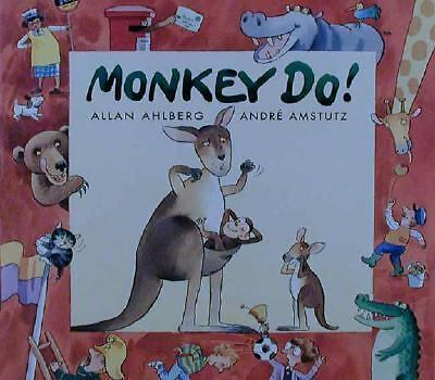 Monkey Do! by Ahlberg, Allan