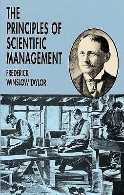 The Principles of Scientific Management, Taylor, Frederick Winslow, Good Book