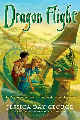 Dragon Flight (Dragon Slippers) by Day George, Jessica