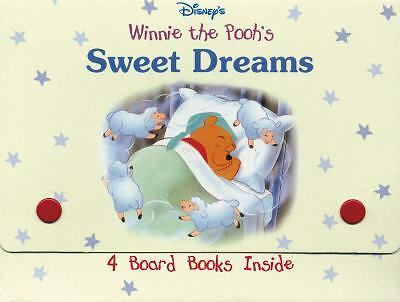 Winnie the Pooh's Sweet Dreams (Friendship Box), RH Disney, Good Book