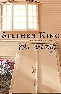 On Writing:  A Memoir of the Craft - King, Stephen - Good Condition