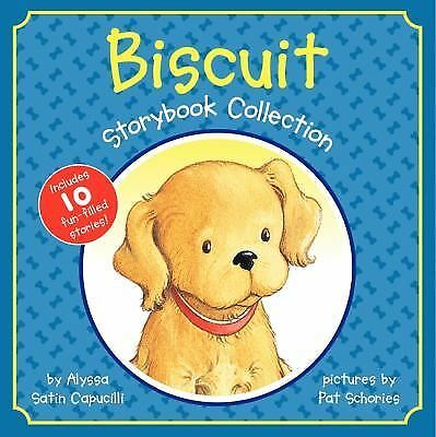 Biscuit Storybook Collection, Alyssa Satin Capucilli, Good Book