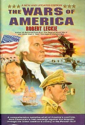 The Wars of America, Leckie, Robert, Acceptable Book