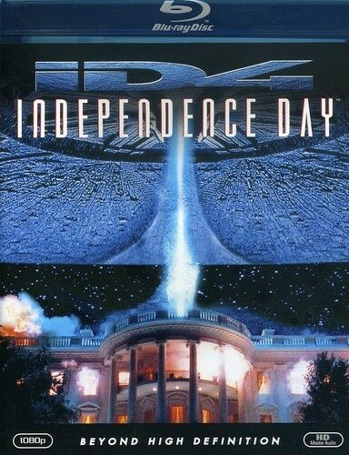 Independence Day (Blu-ray Disc, 2007)