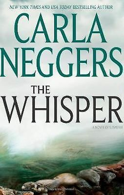 The Whisper (The Ireland Series), Neggers, Carla, Good, Books