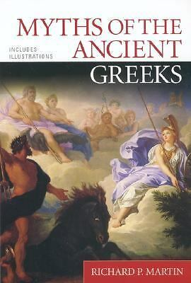 Myths of the Ancient Greeks, , Acceptable Book