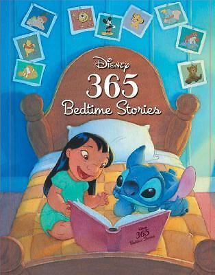 Disney 365 Bedtime Stories, tk, Acceptable Book
