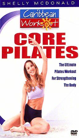 Caribbean Workout - Core Pilates (DVD, 2006)