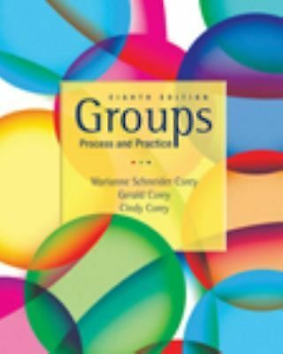 Groups: Process and Practice (Group Counseling), Corey, Cindy, Corey, Gerald, Co