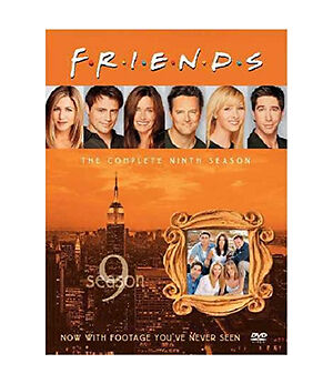 Friends - The Complete Ninth Season (DVD, 2005, 4-Disc Set)