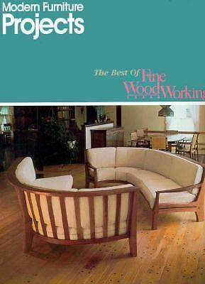 Modern Furniture Projects (Best of Fine Woodworking) by
