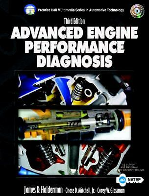 Advanced Engine Performance Diagnosis (3rd Edition), Halderman, James D., Accept