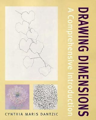 Drawing Dimensions, Cynthia Maris Dantzic, Good Book
