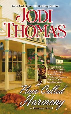 A Place Called Harmony, Thomas, Jodi, Good Book