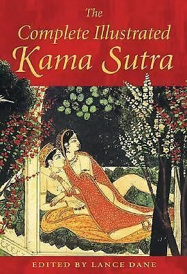 The Complete Illustrated Kama Sutra, , Good, Books