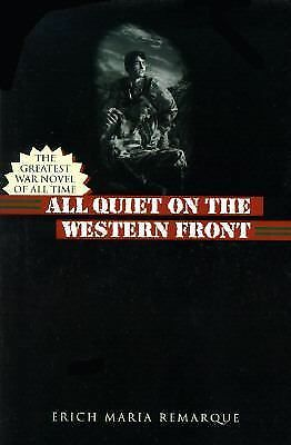 All Quiet on the Western Front, Erich Maria Remarque, Good Book