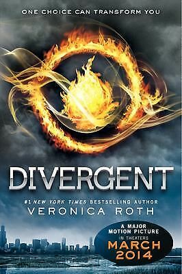 Divergent (Book 1), Roth, Veronica, Acceptable Book