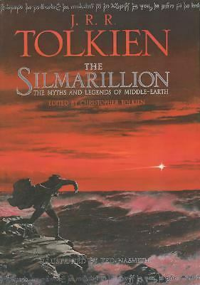 The Silmarillion (Illustrated Edition), J.R.R. Tolkien, Good Book