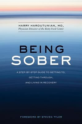 Being Sober: A Step-by-Step Guide to Getting To, Getting Through, and Living in