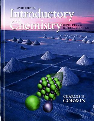 Introductory Chemistry: Concepts and Critical Thinking (6th Edition), Corwin, Ch