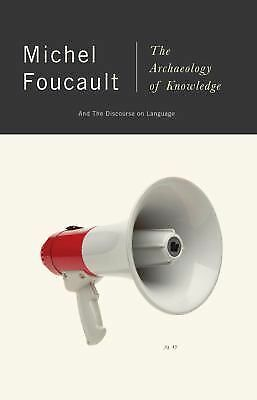 The Archaeology of Knowledge & The Discourse on Language, Michel Foucault, Good
