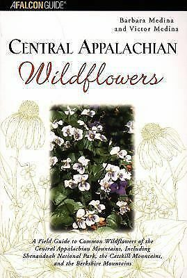 Central Appalachian Wildflowers (Wildflower Series) by Medina, Barbara, Medina,