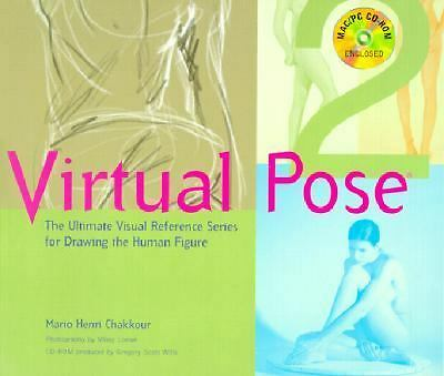 Virtual Pose 2: The Ultimate Visual Reference Series for Drawing the Human Figu