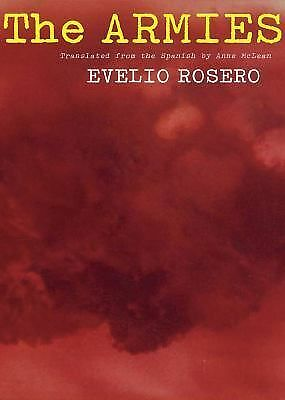 The Armies (New Directions Paperbook), Rosero, Evelio, Acceptable Book