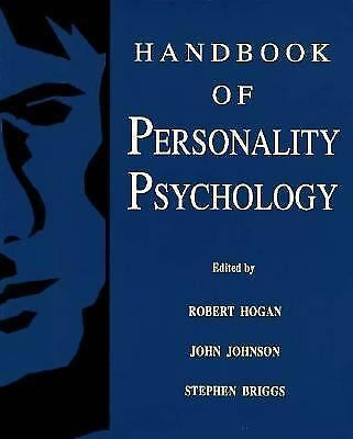 Handbook of Personality Psychology -  - Good Condition