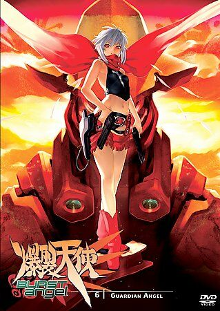 Burst Angel, Vol. 6 - Guardian Angel, Good ,