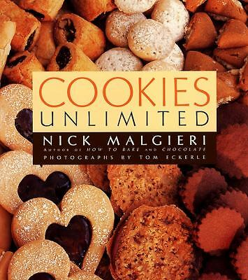 Cookies Unlimited, Nick Malgieri, Good Book