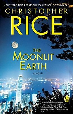 The Moonlit Earth,Rice, Christopher,  Good Book