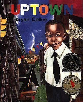 Uptown (An Owlet Book), Collier, Bryan, Acceptable Book