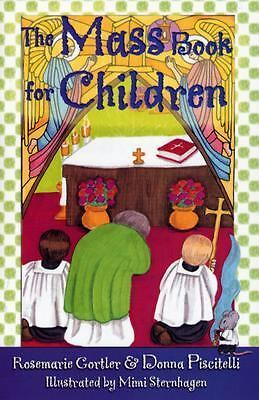 The Mass Book for Children, Rosemarie Gortler, Donna Piscitelli, Good Book
