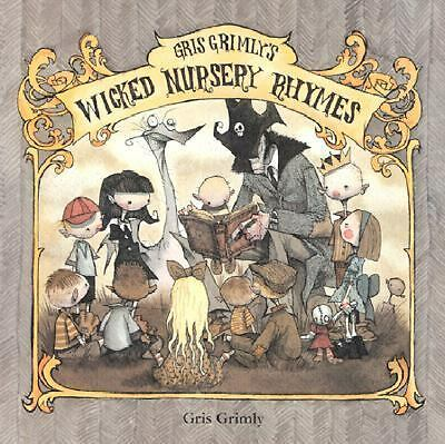 Gris Grimly's Wicked Nursery Rhymes, Books, Baby Tattoo, Grimly, Gris, Good Book